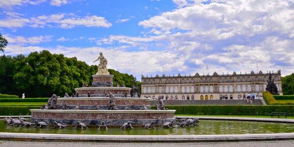 Pohádkový zámek šíleného krále - Herrenchiemsee