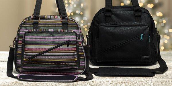 Dámské pevné tašky s přihrádkou na notebook
