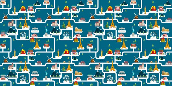 Poznávací výlety a zájezdy k Vánocům