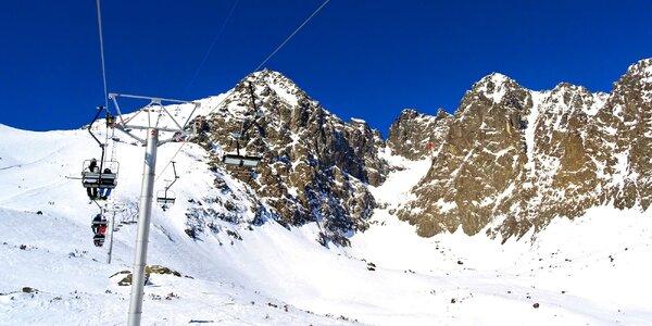 Za lyžovačkou do Vysokých Tater na 4–8 dní