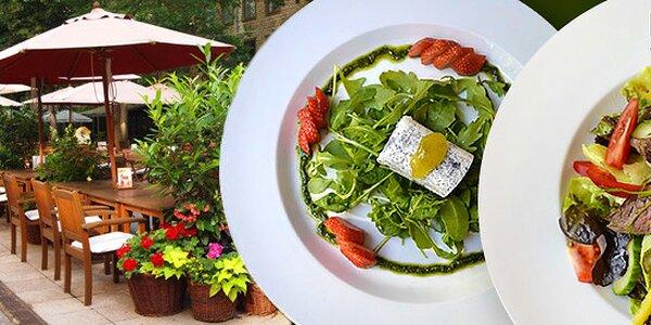 Maso, těstoviny, saláty i další dobroty v CAFÉ-PAVLINA