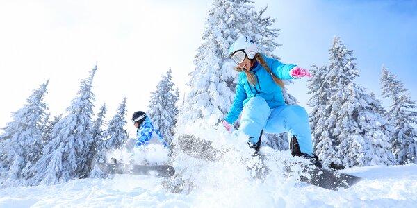 3 nebo 4 dny lyžování v srdci Krkonoš s polopenzí