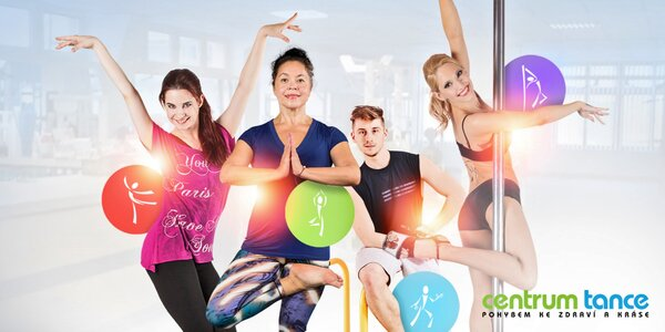Permice na 6 lekcí cvičení: formujte tělo
