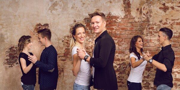 Kurzy tance: Začátečníci, mírně pokročilí i pokročilí