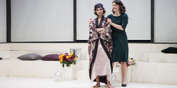 Vstupenka na divadelní představení Choroby mládí