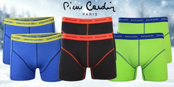 Balení 2 pánských boxerek Pierre Cardin