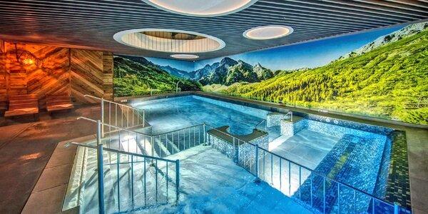 Luxusní apartmány v centru Zakopaného s wellness
