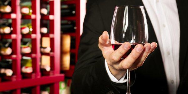 Domácí sommelier: 4hod. kurz vč. degustace vín