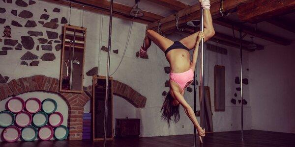 Pole dance: Soukromá lekce nebo celý kurz