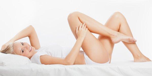 Účinné zeštíhlení: kavitace a lymfatická masáž