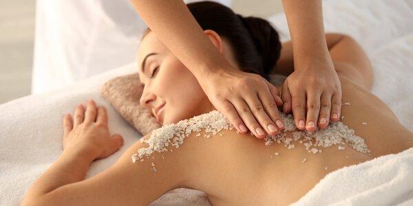 Dárkové vouchery na masáže a wellness hýčkání