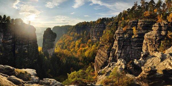 Sportovně-relaxační pobyt u Českého Švýcarska