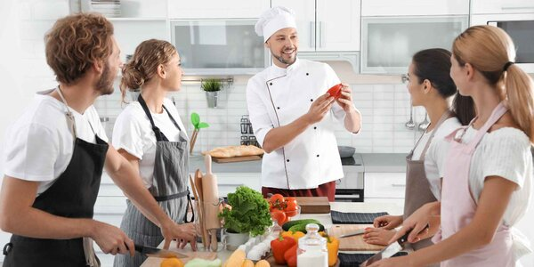 Učení, které chutná: kurzy veganské kuchyně