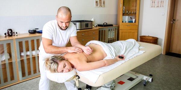Anticelulitidní i havajská masáž či lávové kameny