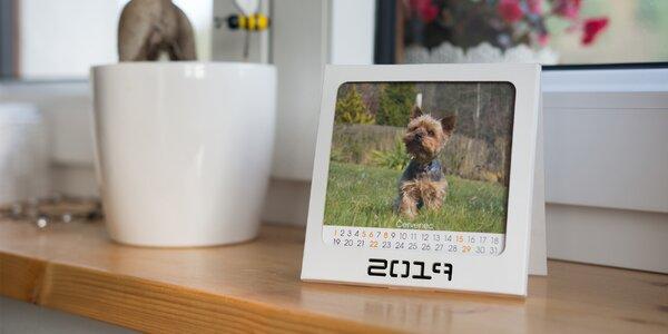 Unikátní kalendář Decor z vlastních fotografií
