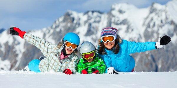 Pobyt u skiareálu s wellness, all inclusive light