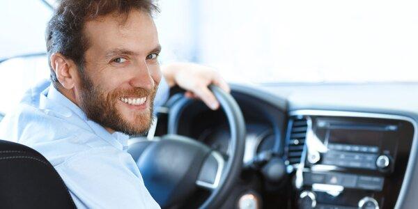 Poctivé čištění interiéru auta od Auto-repair