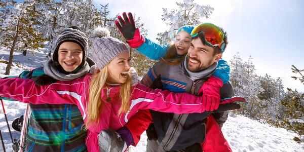 Kam s dětmi na pololetní prázdniny