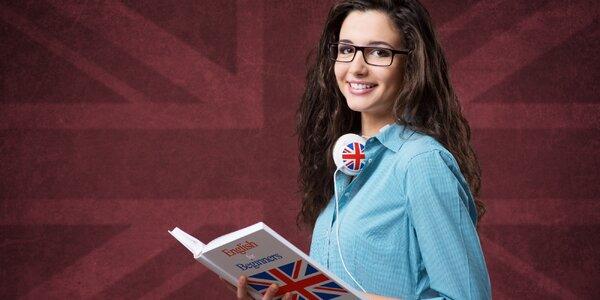 Kurz anglického jazyka podle úrovně