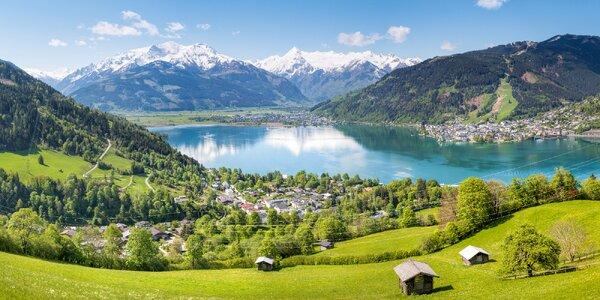 Autobusem do NP Vysoké Taury v Alpách na 1 noc
