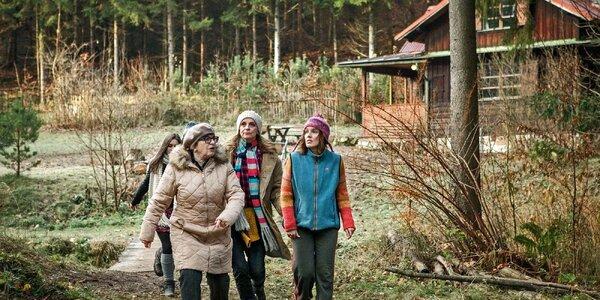 Dvě vstupenky na film Chata na prodej v Lucerně