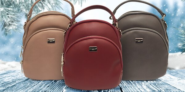 Elegantní dámský batoh David Jones
