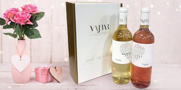 Oslavte Valentýna parádním setem vín Vajbar