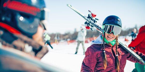 Aktivní zima v Jizerkách na 3–7 dní pro 2 až 4 os.