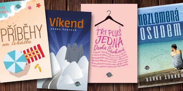Bestsellery od Danky Šárkové - vždy s dárkem