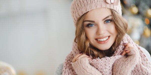 1,5hodinové kosmetické ošetření vč. špachtle