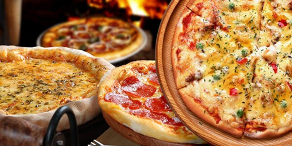 Obří italská pizza v centru Liberce