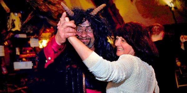 Čertovský ples v Pekle: tanec, tombola, živá hudba