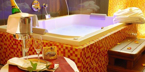 4* hotel v centru Prahy s privátním wellness