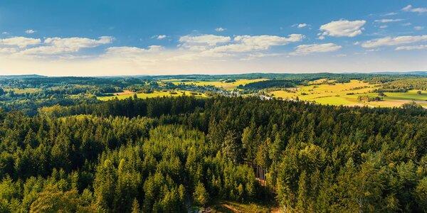 Pobyt v jižních Čechách: polopenze, sauna, bazén