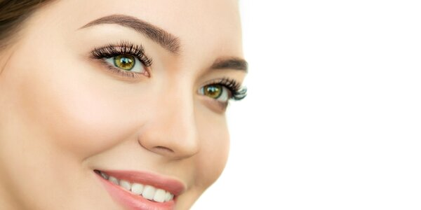 Lash lifting a botox: výživa a zatočení řas