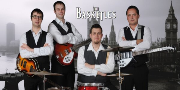 Beatles Revival! se skupinou The Basketles