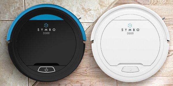 Robotický vysavač Symbo D300 s funkcí mopu