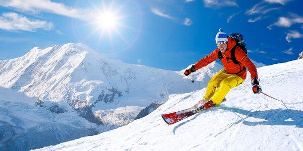 Půjčení lyžařského či snowboardového setu na víkend