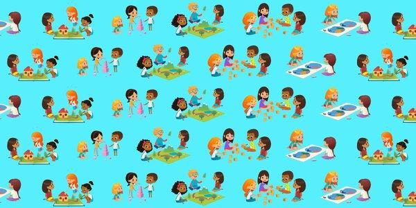 Hračky ve stylu Montessori