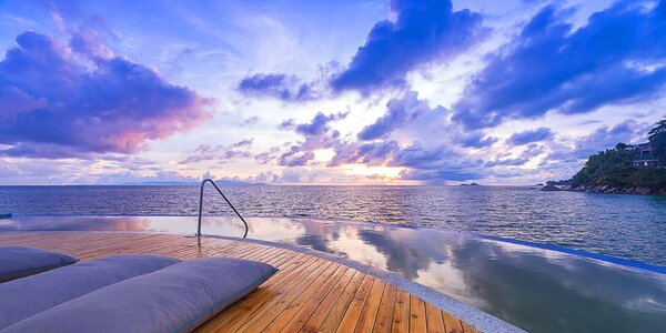 4* Coco de Mer Hotel na Seychelách s polopenzí