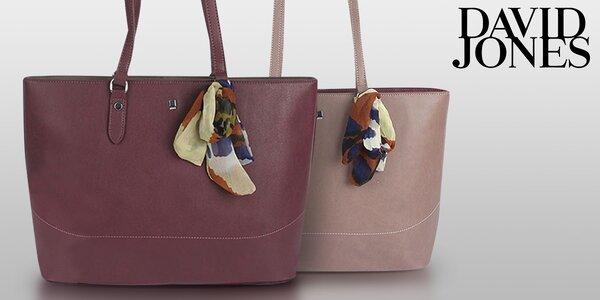 Elegantní dámské kabelky David Jones v 5 barvách