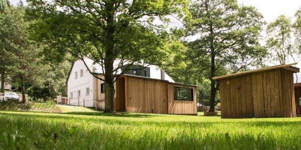 Krásné ubytování v Jeseníkách: sauna i sklípek