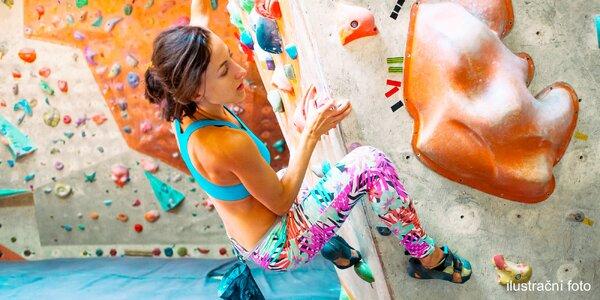 Základní kurz lezení na umělé stěně pro jednoho