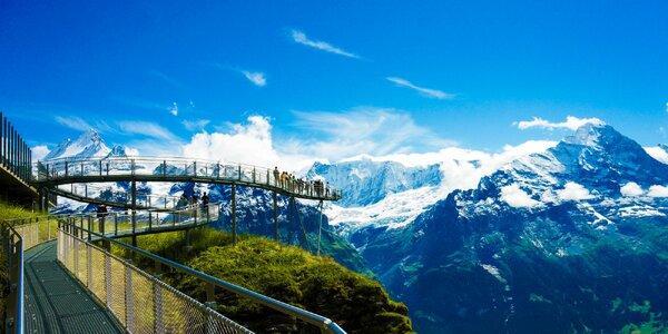 Poznejte to nejkrásnější z Alp: zájezd na 2 noci