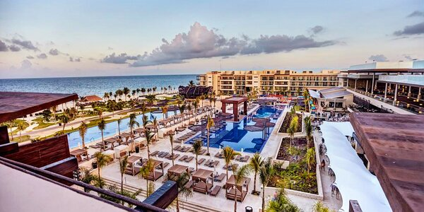 5* Royalton Riviera Cancun s all inclusive