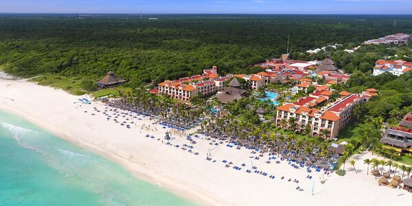 5* Sandos Playacar Beach Resort s all inclusive