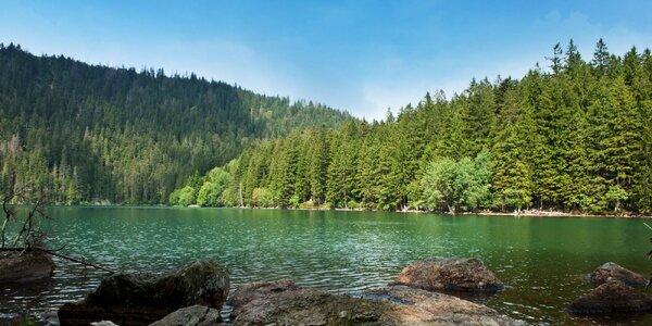 Šumava pro dva:snídaně, cyklistika i pěší turistika