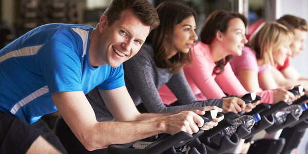 Lekce nebo permanentka spinningu v Daily Fitness