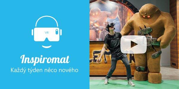Představujeme: Největší virtuální realita v Evropě