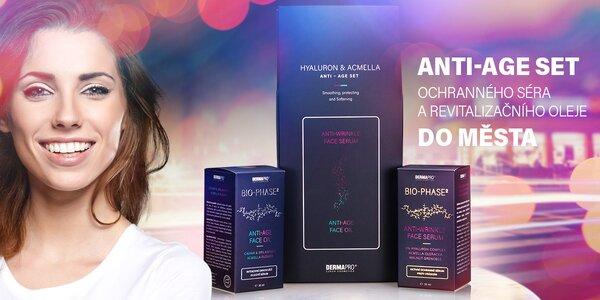 Luxusní dárkový set BIO-PHASE2®: Hyaluron & Acmella